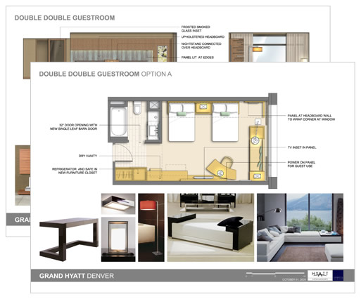 Jeff Espiritu Interior Design  Projects Presentation Graphics