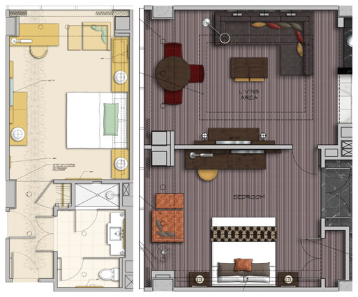 Jeff Espiritu Interior Design Projects Presentation Graphics 02 03